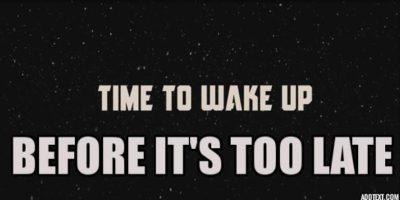Wake Up Call for Muslim Ummah - Qasim Syed